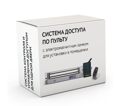 Комплект электромагнитного замка TANTOS TS-RADIO-ML300